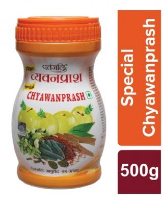 PATANJALI SPECIAL CHYAWANPRASH 500 gm