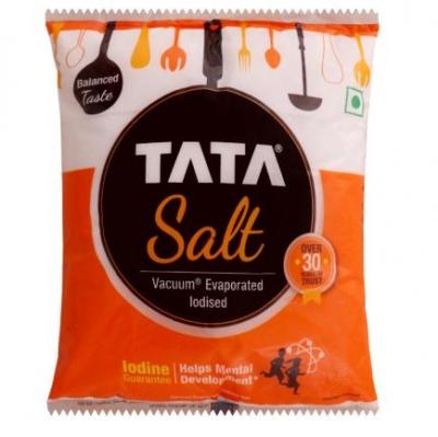 Tata Iodised Salt 1kg