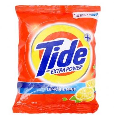 Tide Plus Lemon and Mint Detergent Powder 1 kg