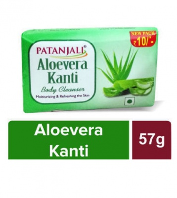 ALOEVERA KANTI BODY CLEANSER 57g