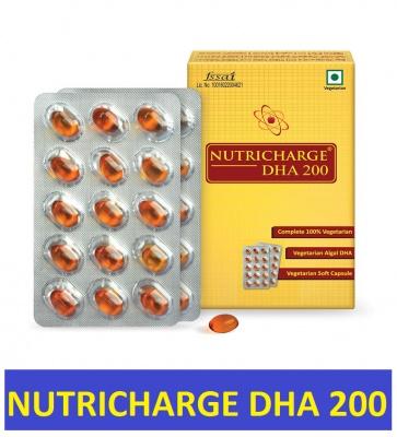 Nutricharge DHA 200
