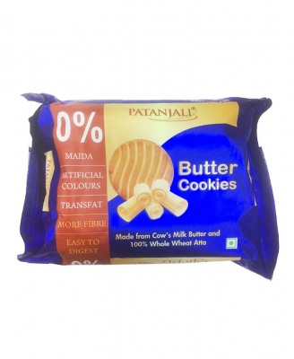 Patanjali Butter Biscuits 150g