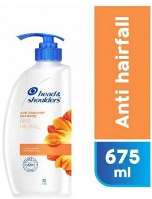 Head & Shoulders Anti Dandruff Shampoo Anti Hairfall 675 ml