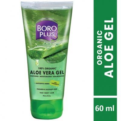Boro Plus Aloevera Gel 60 ml
