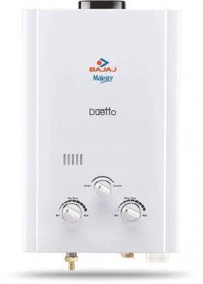 Bajaj Majesty Duetto Gas Water Heater