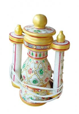 Marble Lantern / Marble Lamp / Antique Lamps / Night Lamp